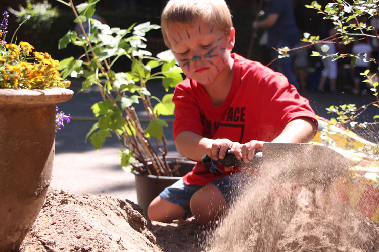 Impressionen Gartentag & Social Day